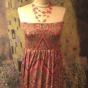 Dresses & Skirts - Incredible Maxi Tube Top Dress by Rhapsody Size 3X